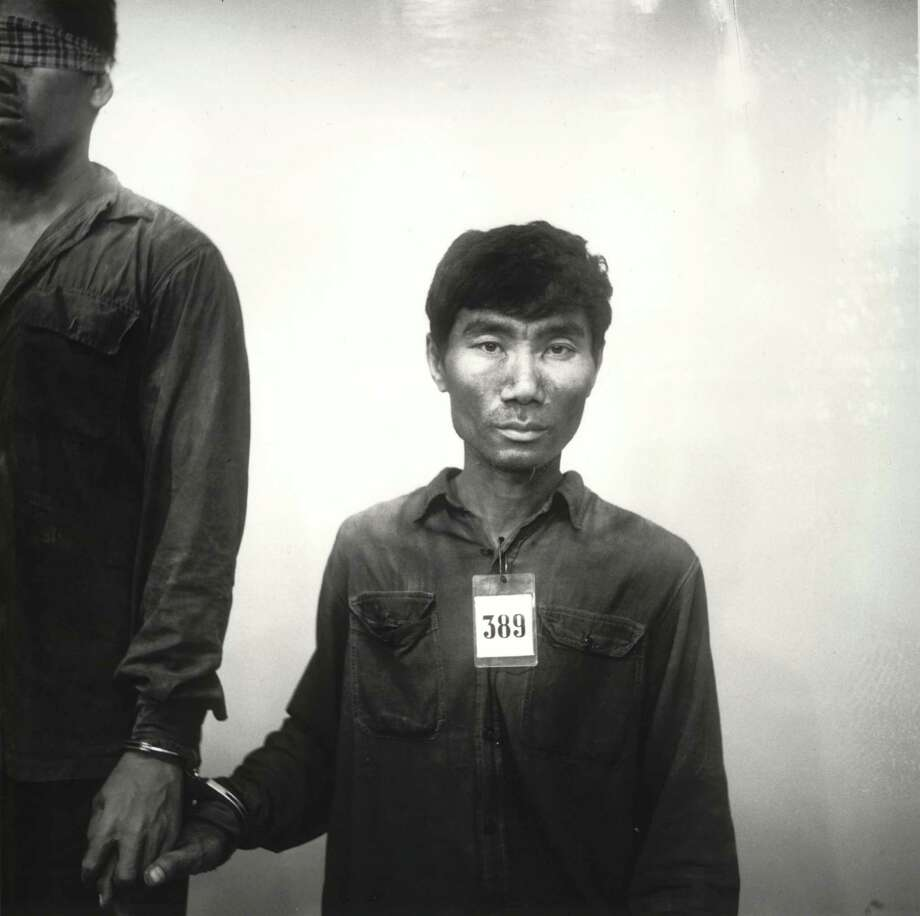 "From ""WAR/PHOTOGRAPHY"" at the Museum of Fine Arts, Houston through Feb. 3: