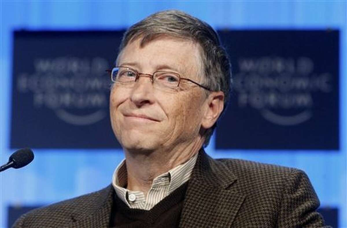 2. Bill Gates Net worth: $67 billionWhy he's so rich: Microsoft