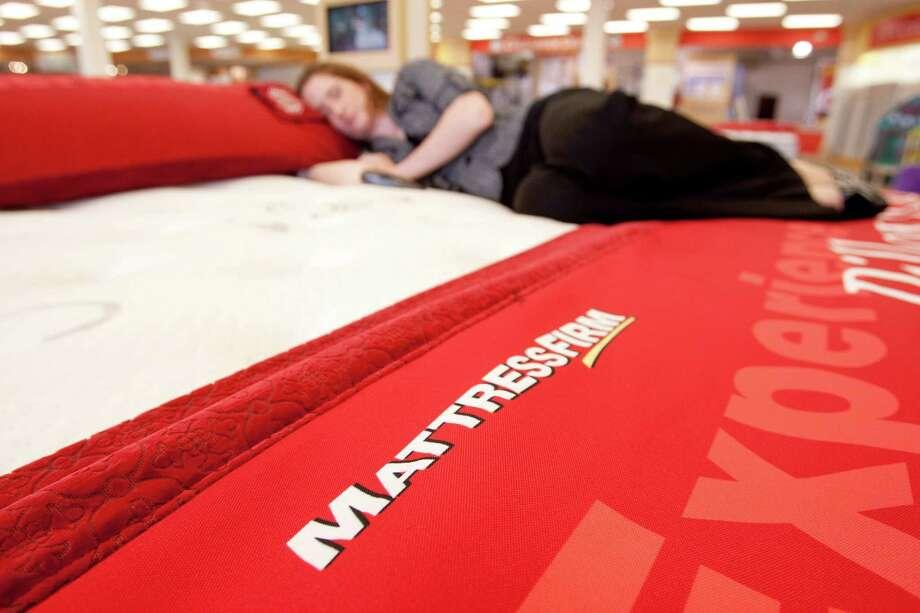 4. Mattress Firm Photo: Thomas B. Shea, . / © 2011 Thomas B. Shea