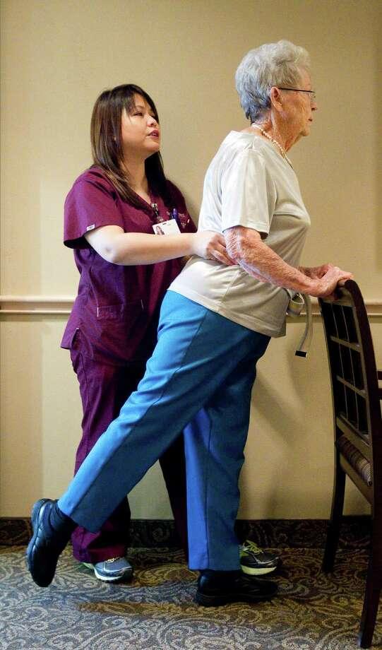 3. Encompass Home Health Photo: Nick De La Torre, . / © 2012  Houston Chronicle