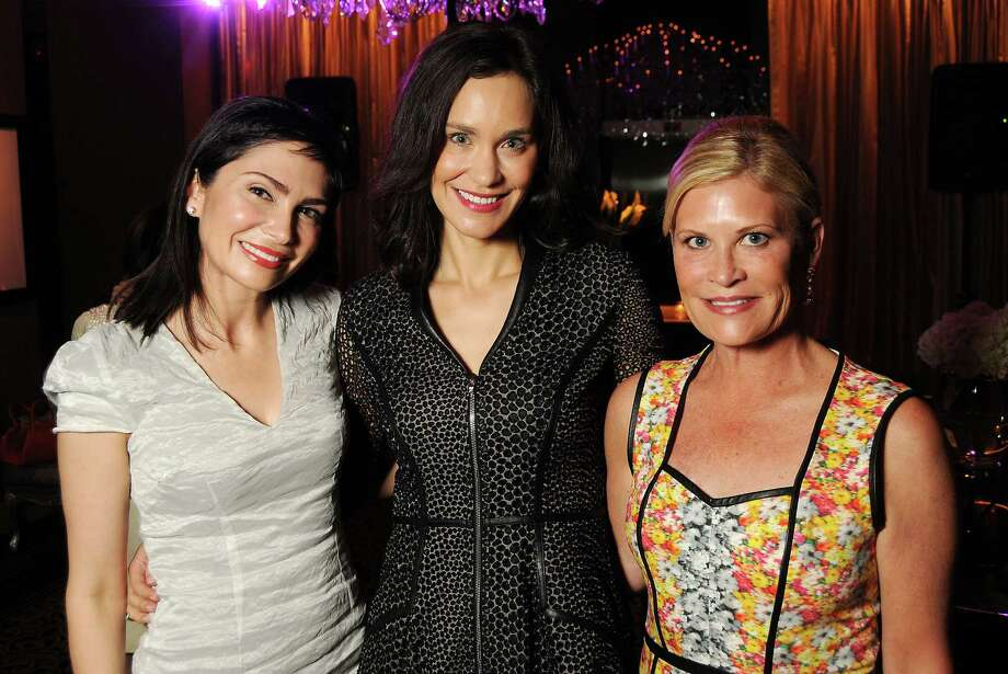From left: Chairs Jennifer Segal, Laura Arnold and Kelli Blanton Photo: Dave Rossman, Freelance / © 2012 Dave Rossman