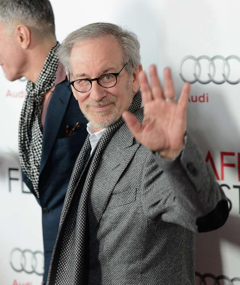 "Director Steven Spielberg arrives at the ""Lincoln"" premiere during AFI Fest 2012 presented by Audi at Grauman's Chinese Theatre on November 8, 2012 in Hollywood, California. Photo: Jason Merritt, Getty Images / 2012 Getty Images"