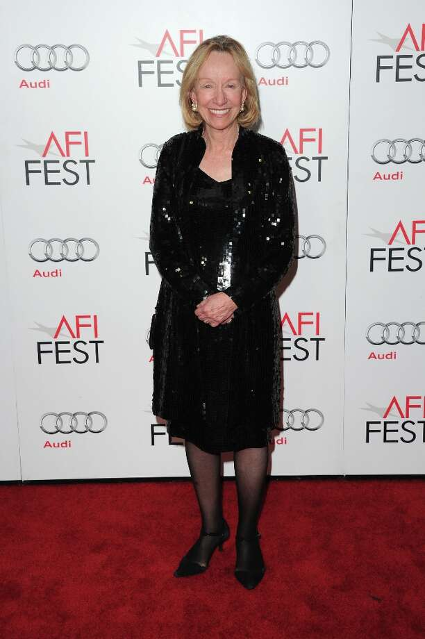 "Writer Doris Kearns Goodwin arrives at the ""Lincoln"" premiere during AFI Fest 2012 presented by Audi at Grauman's Chinese Theatre on November 8, 2012 in Hollywood, California. Photo: Jason Merritt, Getty Images / 2012 Getty Images"