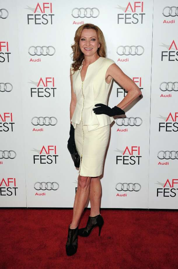 "Actress Julie White arrives at the ""Lincoln"" premiere during AFI Fest 2012 presented by Audi at Grauman's Chinese Theatre on November 8, 2012 in Hollywood, California. Photo: Jason Merritt, Getty Images / 2012 Getty Images"