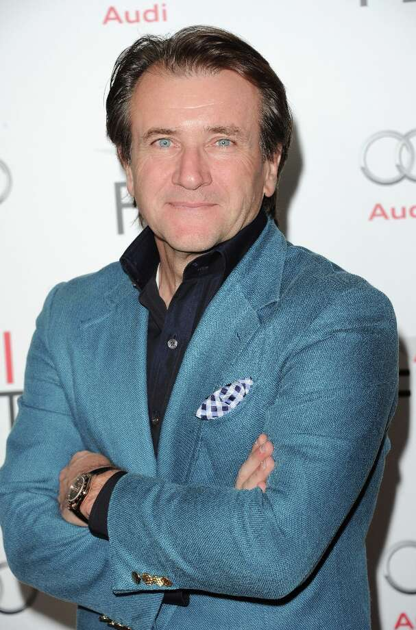 """TV personality Robert Herjave carrives at the """"Lincoln"""" premiere during AFI Fest 2012 presented by Audi at Grauman's Chinese Theatre on November 8, 2012 in Hollywood, California. Photo: Jason Merritt, Getty Images / 2012 Getty Images"""