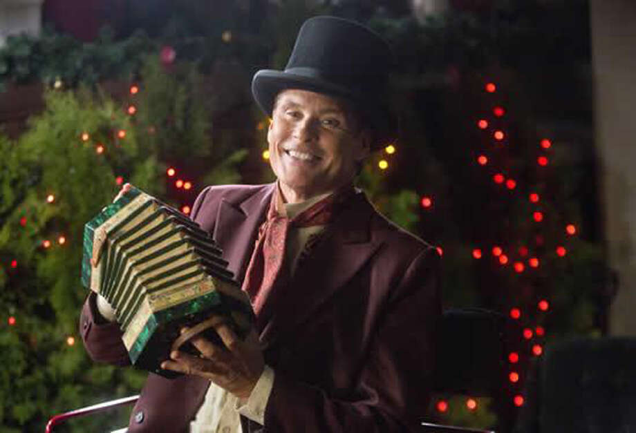"David Hasselhoff in Lifetime's TV Movie ""The Christmas Consultant."" Photo: Lifetime"