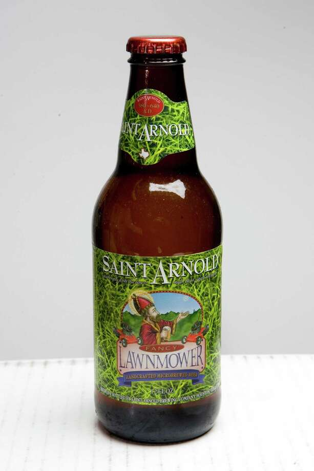 The weekend warrior – Saint Arnold's LawnmowerSaint Arnold designed this beer to be enjoyed after strenuous activity, and not just mowing the lawn. Lawnmower and its unfiltered cousin, Weedwhacker, taste just great after painting the house, washing the car, cleaning the gutters and fixing the roof. They also taste pretty darn good while sitting on the porch, watching someone else do all of these things.  Photo: Carlos Antonio Rios, Houston Chronicle / Houston Chronicle