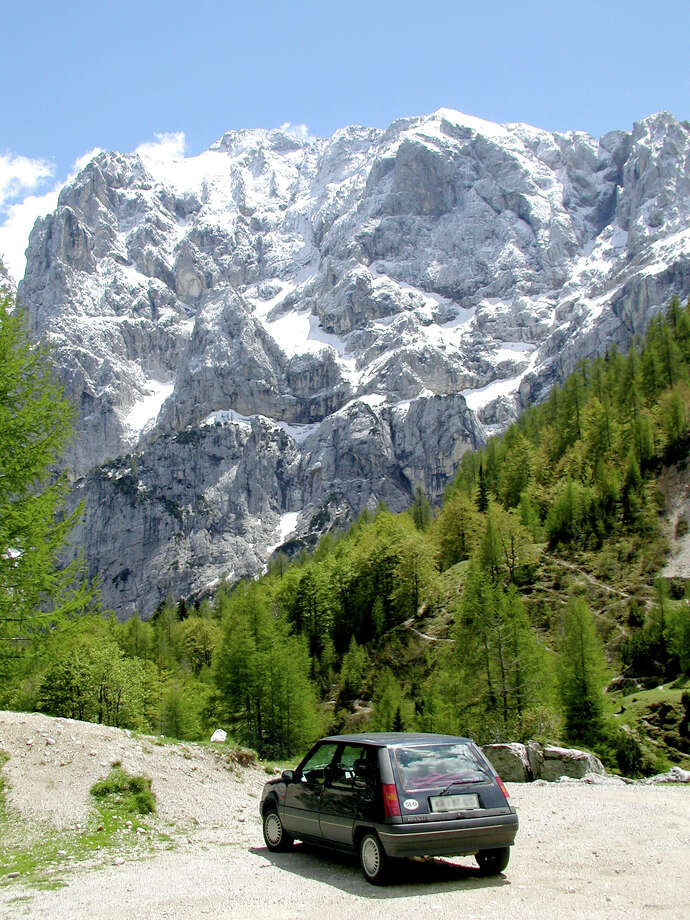 With a car in Europe, you'll boldly go where no tourist has gone before. Photo: Cameron Hewitt, Ricksteves.com