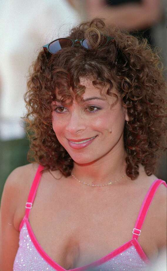 Here's Paula Abdul in 1999, at the premiere for the movie ''Muppets from Space.'' Photo: Dan Callister, Getty Images / Getty Images North America