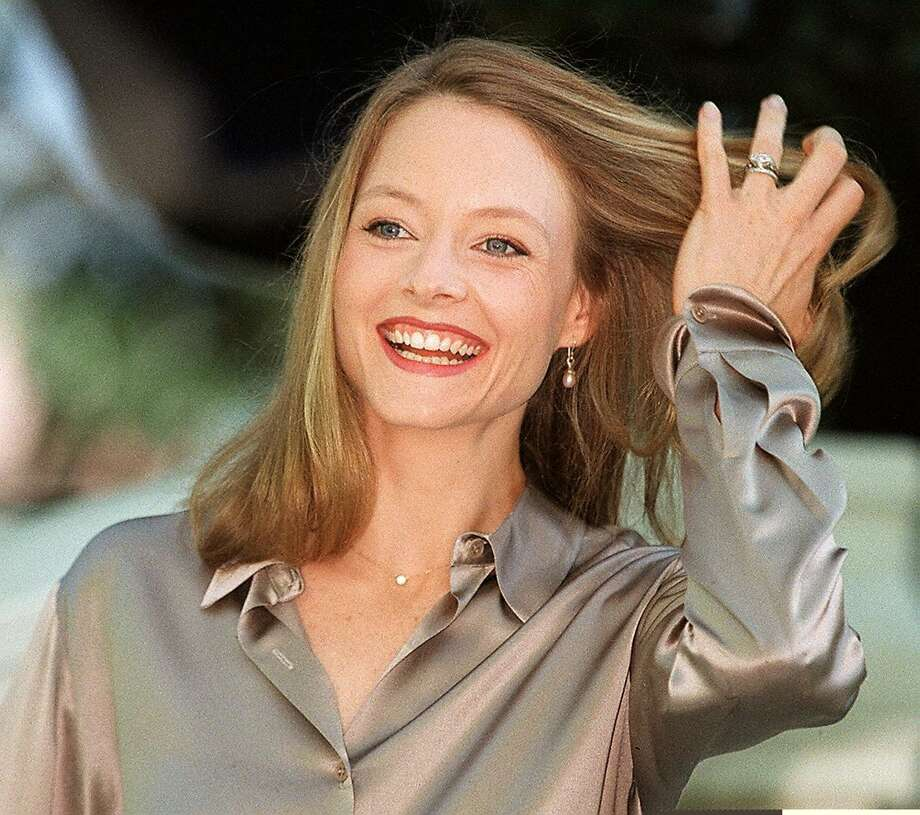 "Foster in 1997, the year she starred in the movie ""Contact.""  Photo: DOMINIQUE FAGET, Getty Images / AFP"