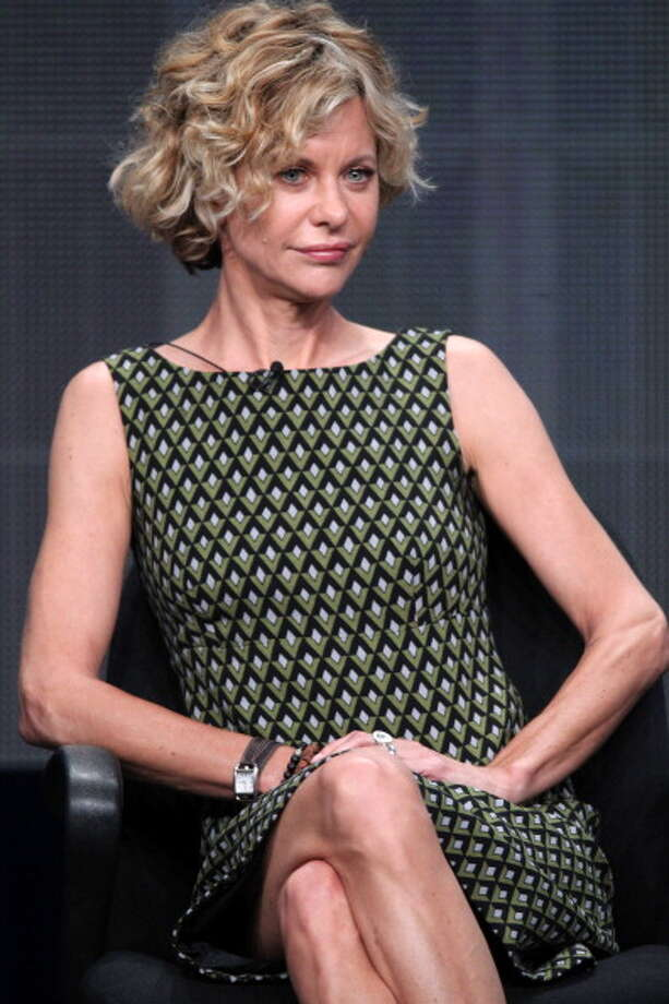 "Meg Ryan on July 22, 2012, for a presentation of the documentary ""Half the Sky."" Photo: Frederick M. Brown, Getty Images / 2012 Getty Images"