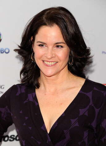 Ally Sheedy, who turned 50 on June 13, is pictured at the Emmys on Nov. 21, 2011.  Photo: Andrew H. Walker, Getty Images / 2011 Getty Images