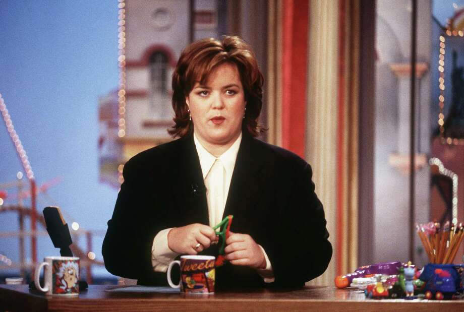 Here's Rosie O'Donnell in 1996.  Photo: Getty Images