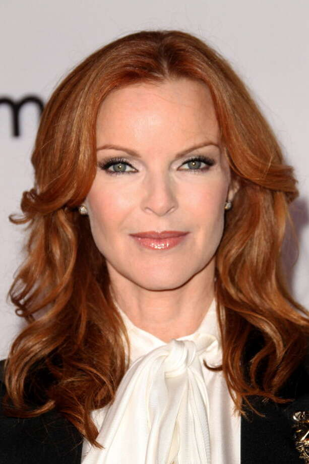 "Marcia Cross turned 50 on March 25. She's pictured on Sept. 21, 2011 at a ""Desperate Housewives"" party.  Photo: Frederick M. Brown, Getty Images / 2011 Getty Images"