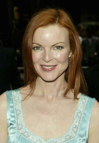 Marcia Cross in 2004.  Photo: Peter Kramer, Getty Images / 2004 Getty Images