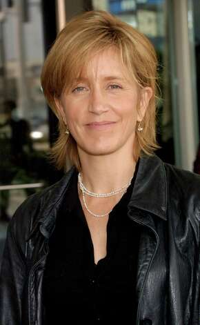 Felicity Huffman has definitely improved with age. She'd pictured in 2003.  Photo: Frederick M. Brown, Getty Images / 2003 Getty Images