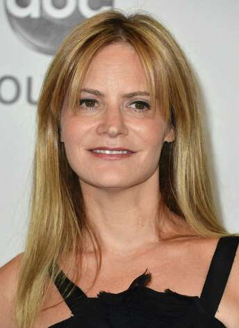 Jennifer Jason Leigh, who turned 50 on Feb. 5, is pictured on July 27, 2012.  Photo: Alberto E. Rodriguez, Getty Images / 2012 Getty Images