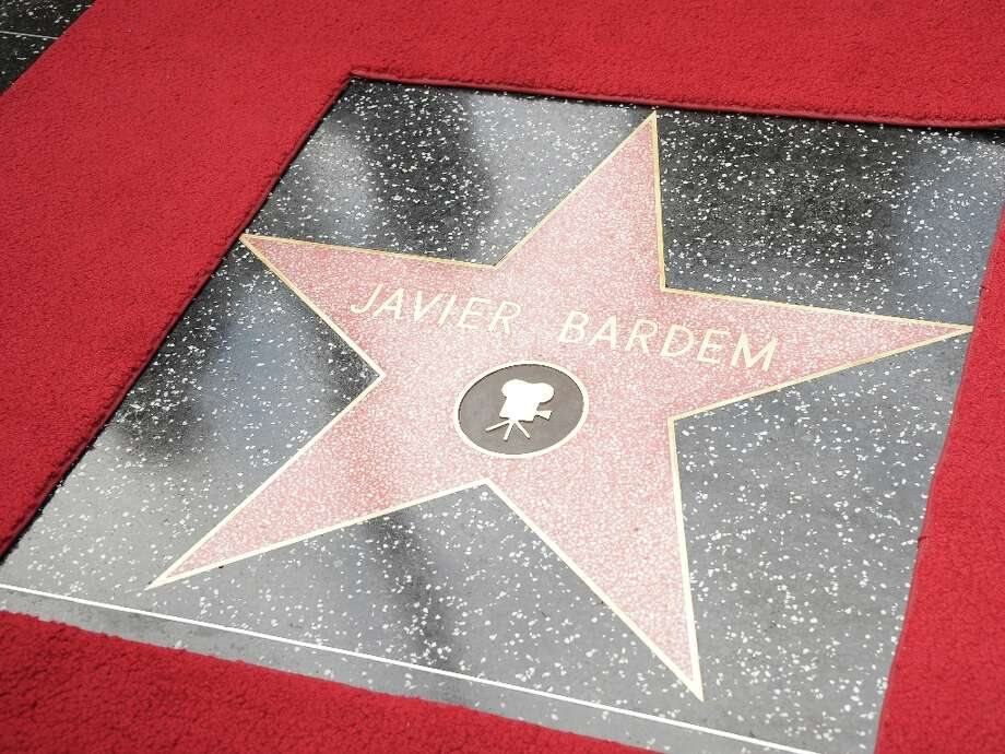 A general view of atmosphere as actor Javier Bardem is honored with a star on the Hollywood Walk Of Fame held on November 8, 2012 in Hollywood, California. Photo: Jason Merritt, Getty Images / 2012 Getty Images