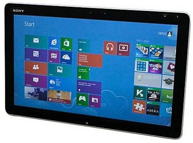 Sony Vaio Tap 20 Photo: Cnet Review