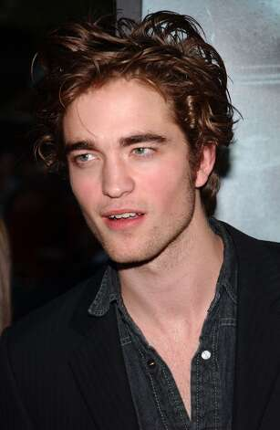 "And here's 20-year-old Pattinson shortly after playing Cedric Diggory in ""Harry Potter and the Goblet of Fire"" in 2006.  (Getty Images)"