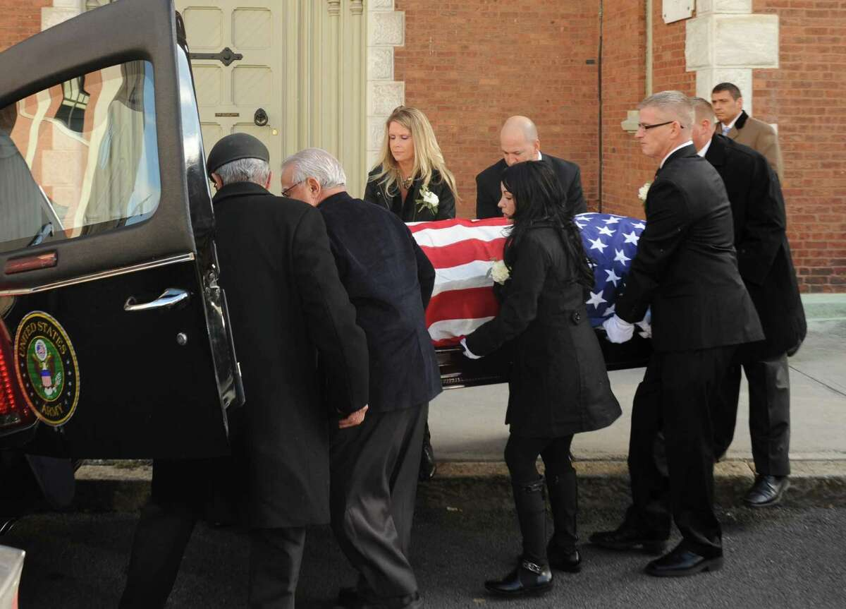 Funeral Mass for Sal