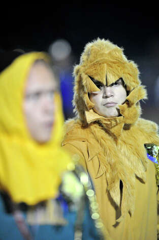 Highlights from the New Fairfield at Brookfield football game on Friday, Nov. 9, 2012. Photo: Jason Rearick / The News-Times