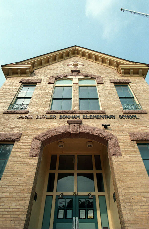 King William Asocaition recently awarded $82,247 in grant funding to nine neighborhood organizations and programs, including the Bonham Academy on South St. Mary's Street. Courtesy photo Photo: RICK HUNTER, EXPRESS-NEWS FILE PHOTO / SAN ANTONIO EXPRESS-NEWS