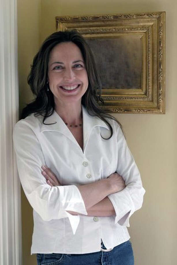 Debra Ponzek, chef, author and owner of Aux Delices of Greenwich, will be the lunchtime speaker during Harvest Table, a fundraiser to benefit the New Covenant House of Hospitality Soup Kitchen. Photo: Contributed