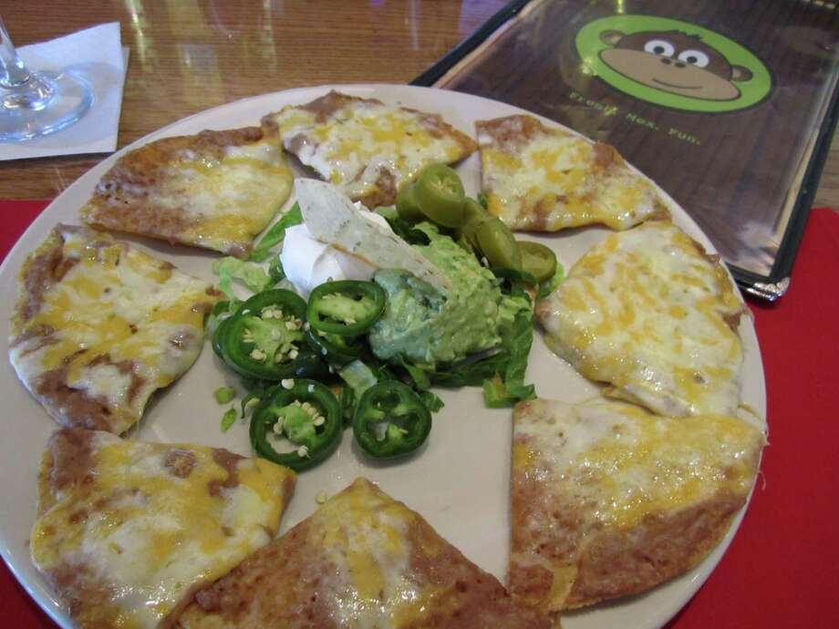 Mi-Tio Nachos as served at Jimmy Changas. Photo: Syd Kearney
