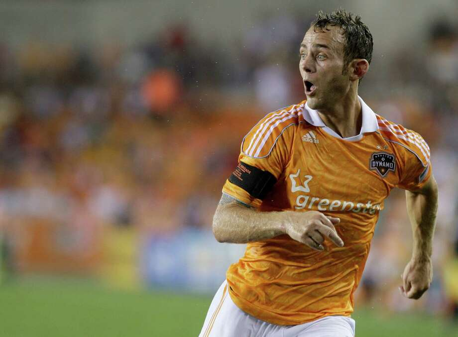 Brad Davis and the Dynamo hope to be the last team standing this season. Photo: Thomas B. Shea / © 2012 Thomas B. Shea