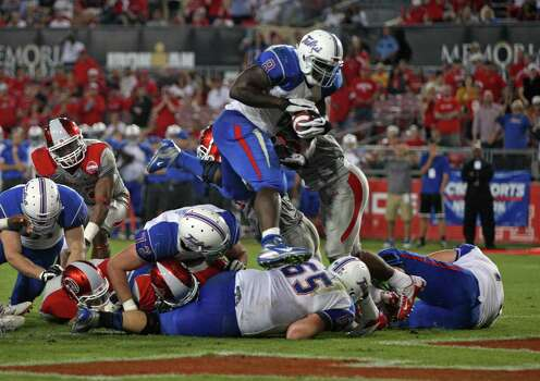 Tulsa 41, UH 7