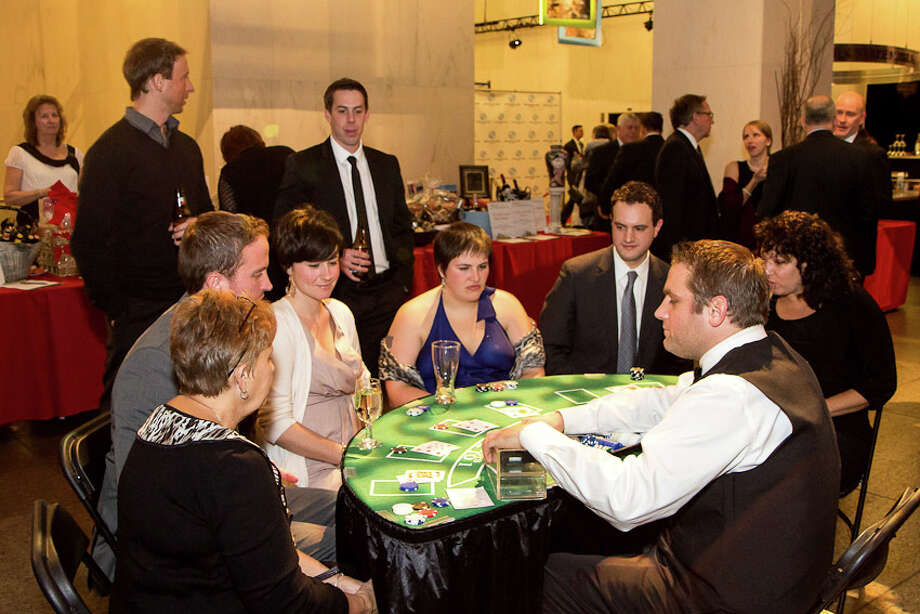 Were you Seen at the Red, White & Chocolate Casino Night Gala to Benefit the Boys & Girls Clubs of Albany on Friday, Nov. 9, 2012, at the NY State Museum? Photo: Brian Tromans