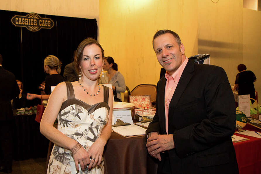 Were you Seen at the Red, White & Chocolate Casino Night Gala to Benefit the Boys & Girls Clubs of A