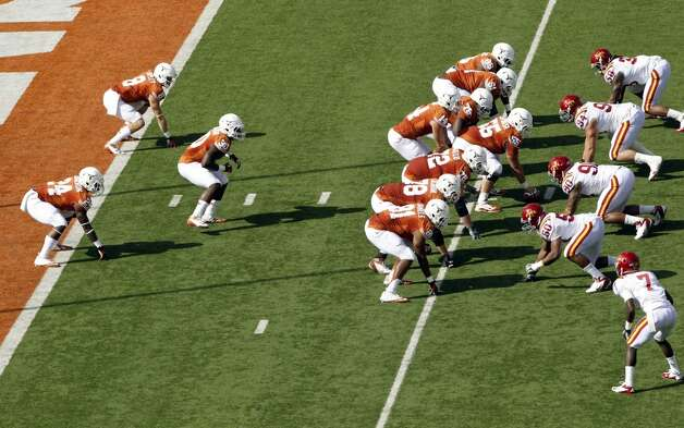 2. Texas (8-2, next game Nov. 22 vs. TCU) — The Longhorns paid homage to Darrell Royal's immense legacy and played a strong football game to keep their winning streak alive.  Michael Thomas/Associated Press (Associated Press)