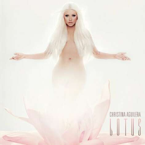 """Lotus"" by Christina Aguilera Photo: RCA"