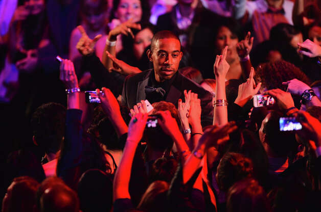 Ludacris  at the MTV EMA's 2012 at Festhalle Frankfurt on November 11, 2012 in Frankfurt am Main, Germany. Photo: Ian Gavan, Getty Images For MTV / 2012 Getty Images