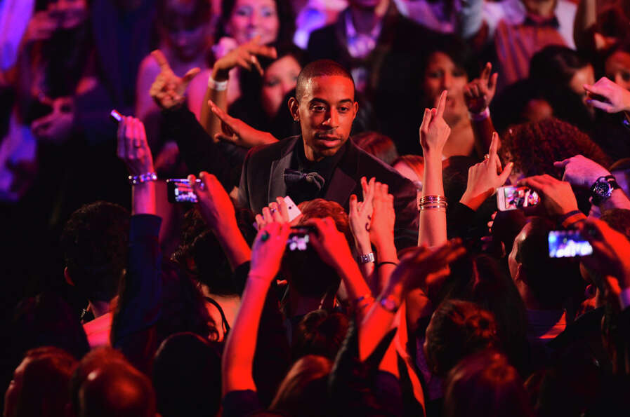 Ludacris  at the MTV EMA's 2012 at Festhalle Frankfurt on November 11, 2012 in Frankfurt am Main, Ge