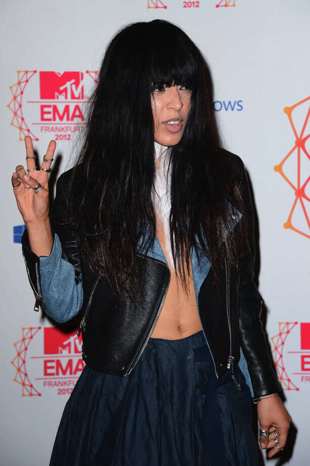 Singer Loreen attends the MTV EMA's 2012 at Festhalle Frankfurt on November 11, 2012 in Frankfurt am Main, Germany. Photo: Ian Gavan, Getty Images For MTV / 2012 Getty Images
