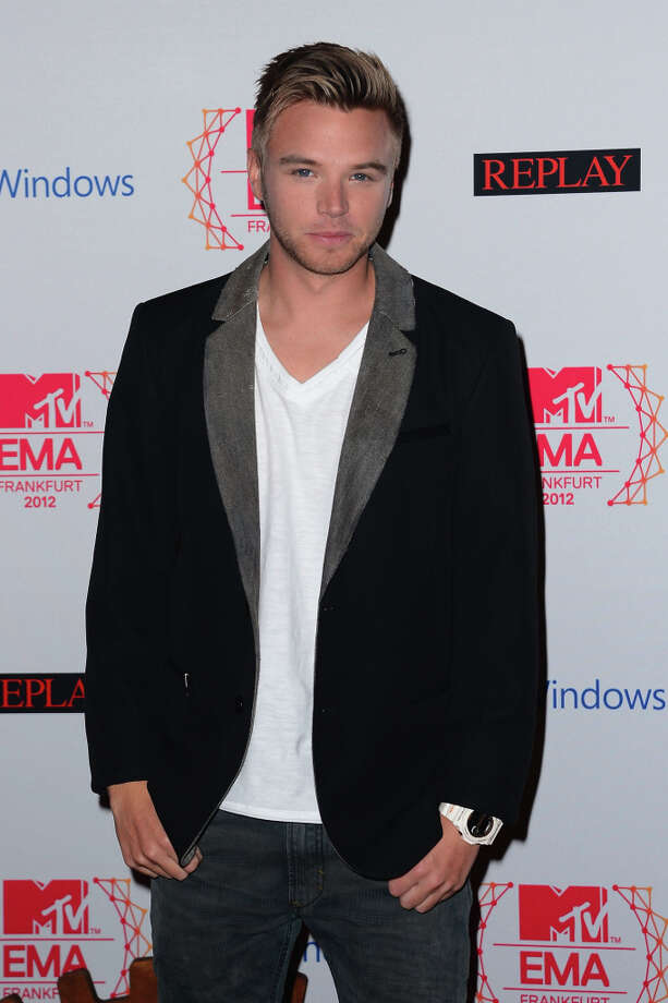 Brett Davern attends the MTV EMA's 2012 at Festhalle Frankfurt on November 11, 2012 in Frankfurt am Main, Germany. Photo: Ian Gavan, Getty Images For MTV / 2012 Getty Images