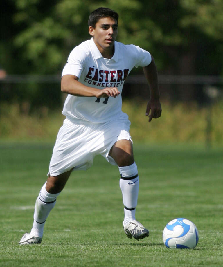 "Jon DeCasanova is shown here in healthier days. ""Jon's condition has put everything in perspective for all of us,"" said  Greg DeVito, his soccer coach at Eastern. ""Jon's teammates are dealing with it the best that they can. For most of them, it's the first time they've seen anyone their age sick like this."" Photo: Contributed Photo"