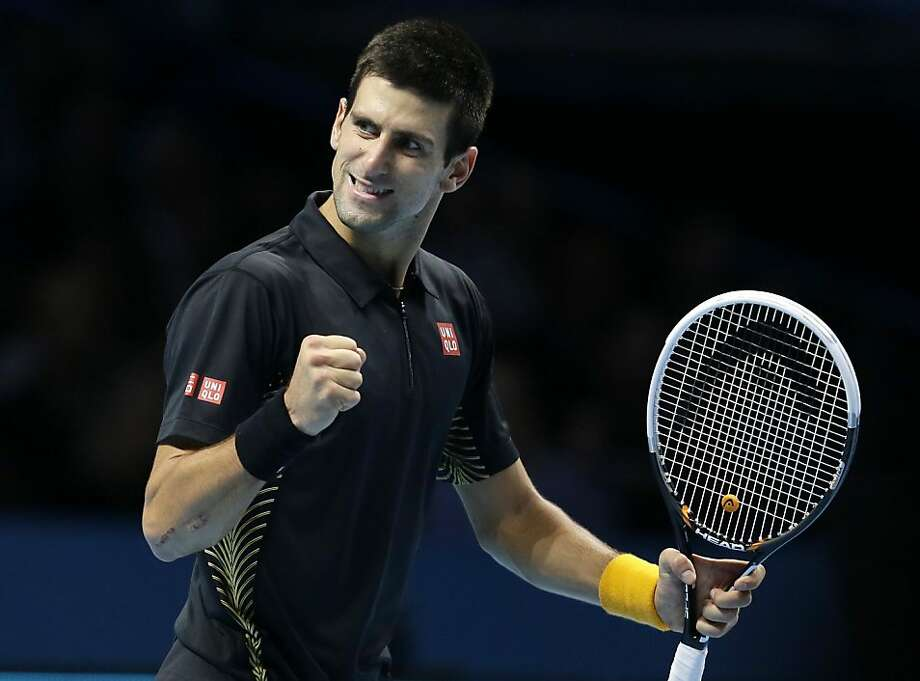 Novak Djokovic Photo: Alastair Grant, Associated Press
