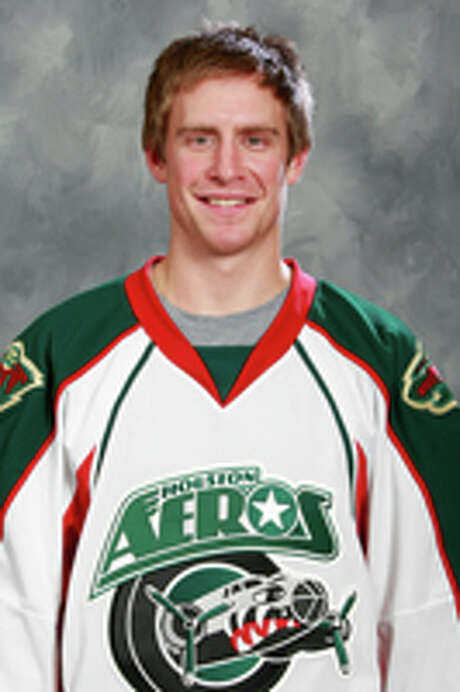 Chay Genoway Houston Aeros  2012 team photo Photo: NA
