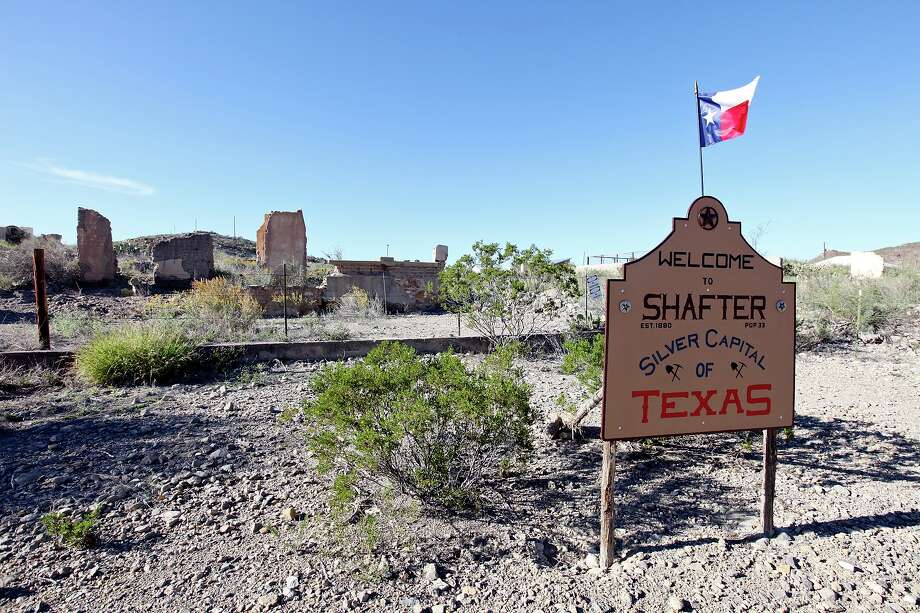 The 'Silver Capital of Texas' has consisted of ruins and an unworked mine since the late 1940s. Photo: Edward A. Ornelas, Staff / © 2012 San Antonio Express-News