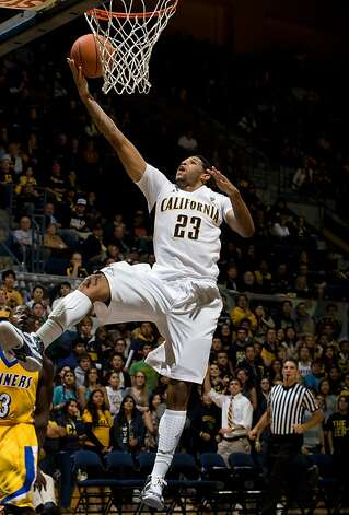 Allen Crabbe had 27 points - 20 in the first half - in Cal's season-opening win over CSU Bakersfield. Photo: Michael Pimentel, Golden Bear Sports Photography