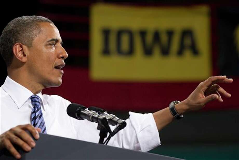 #8 Iowa: 7.18 percent (Up from No.9 in 2010) Photo: Carolyn Kaster, AP / AP
