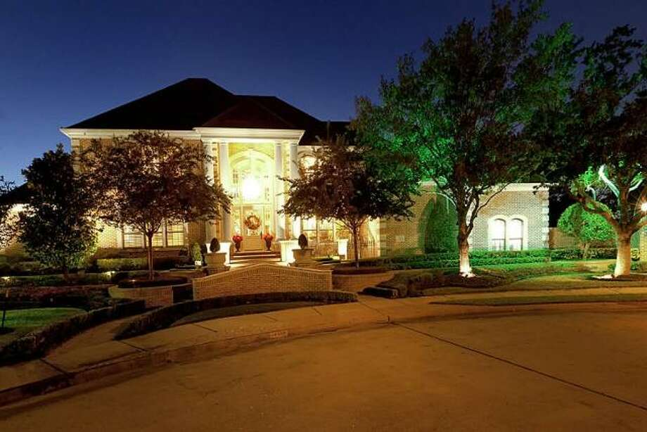 There is exterior lighting for added security. Photo: Better Homes And Gardens Gary Greene