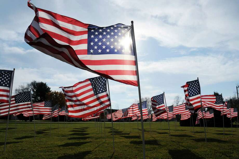 This Veterans Day, one of our readers thanks civilians for their support of the military. Photo: Don Campbell, Associated Press / THE HERALD-PALLADIUM