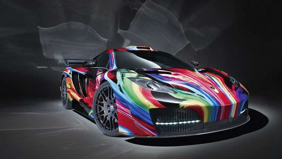 Hermann Motorsports unveiled a dazzling new paint job as part of its memoR package. (Photo: Hermann Motorsports)