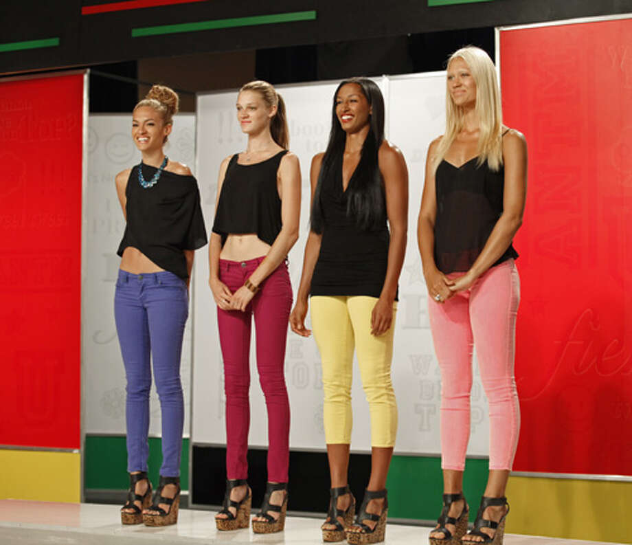 "America's Next Top Model -- ""The Girl Who Freaks Out On Horseback""pictured left to right: Nastasia, Leila, Kiara and LauraCycle 19Photo: Angelo Sgambeti/The CW©2012 The CW Network, LLC. All Rights Reserved Photo: Angelo Sgambeti, The CW / ©2012 The CW Network, LLC. All Rights Reserved"