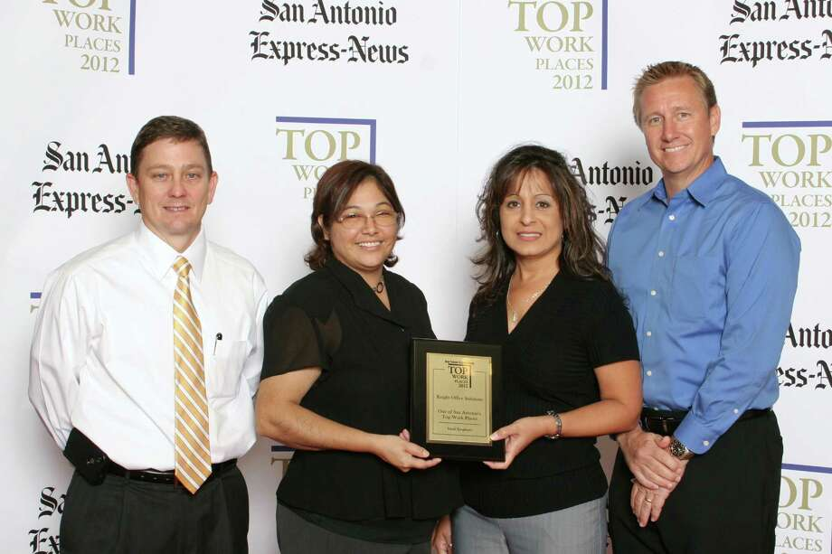 Knight Office Solutions ranks 19th among small businesses  in San    Antonio at